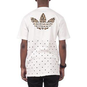 adidas Shirts - NWT adidas leopard shirt